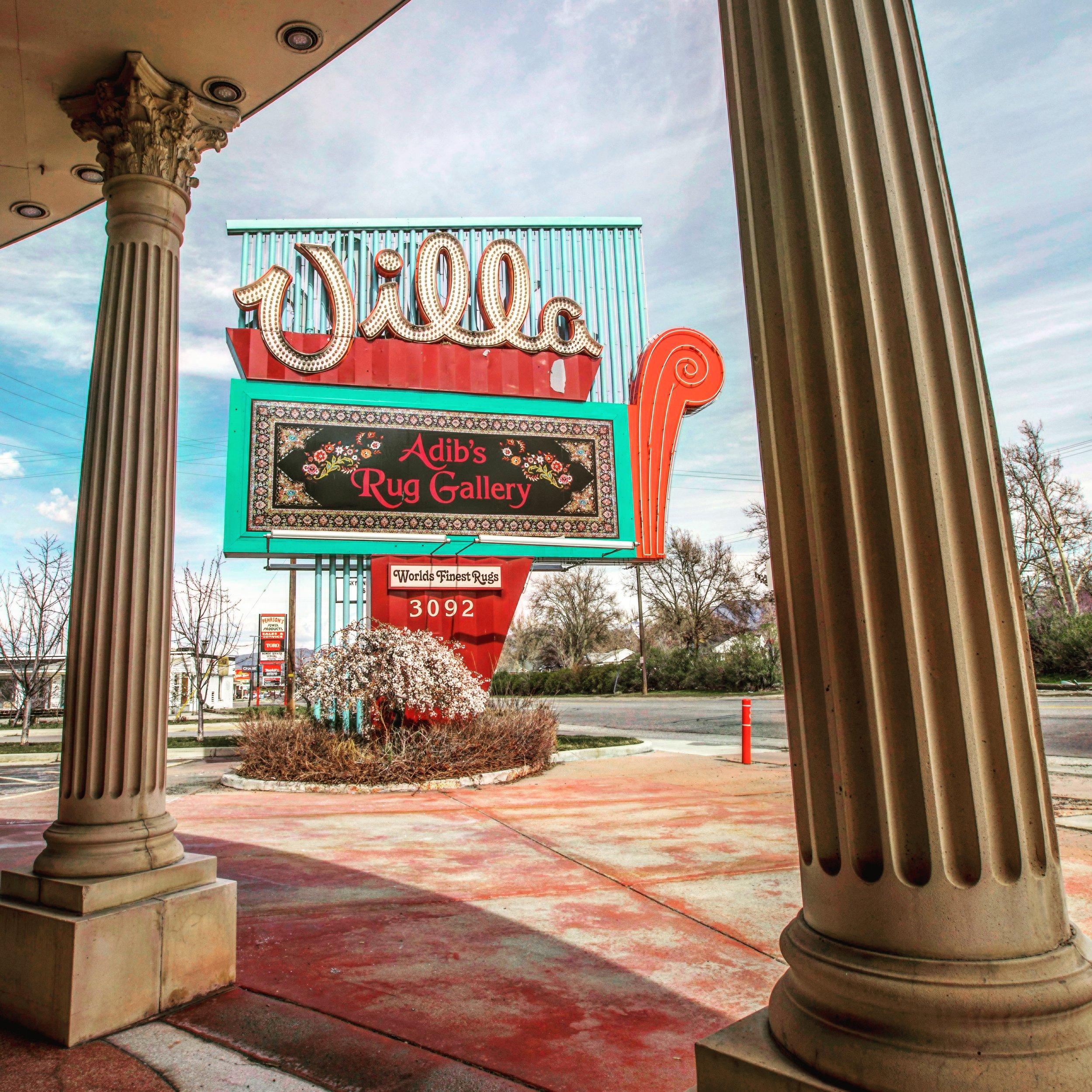 Villa Theatre // Salt Lake City
