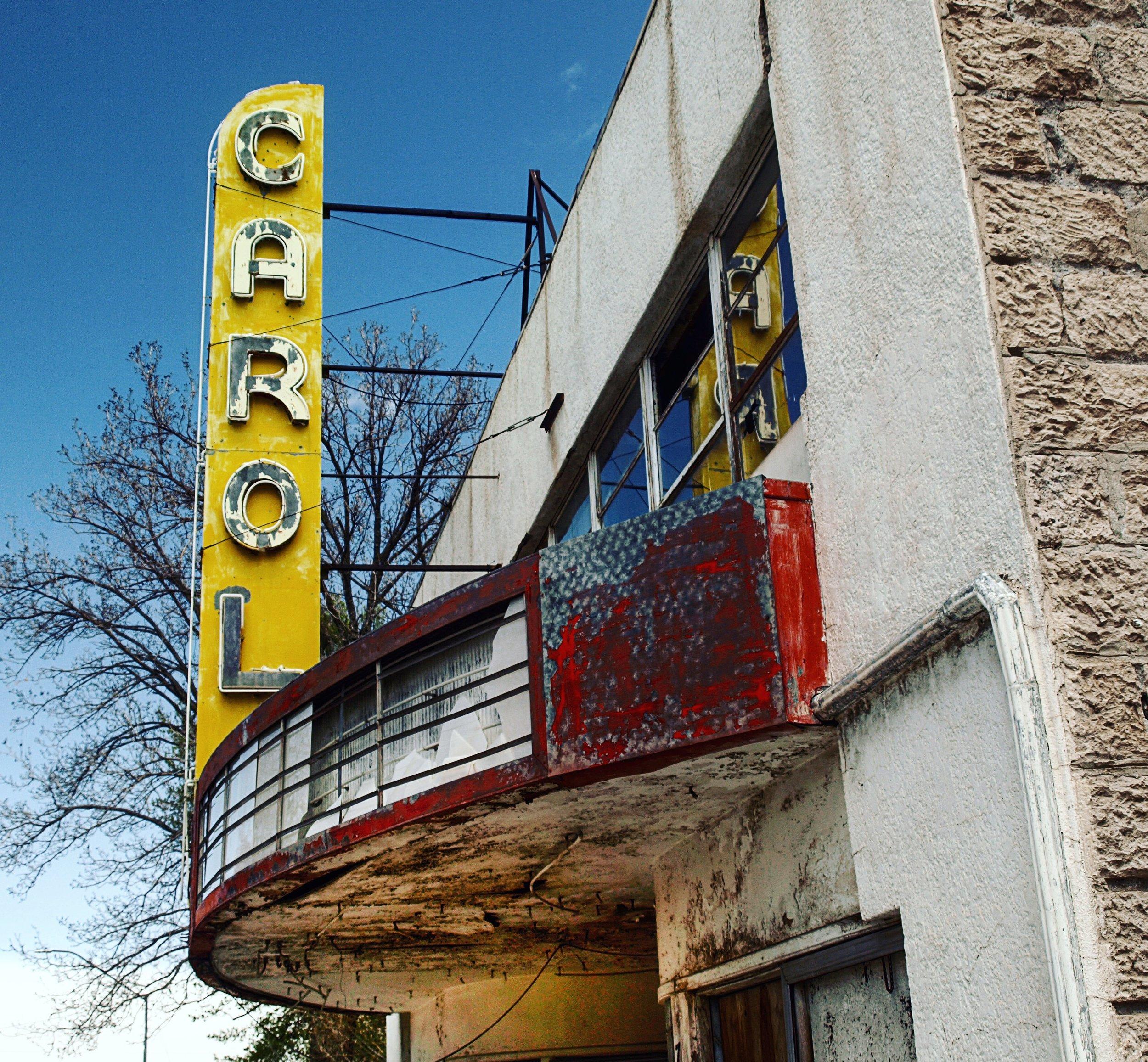 Carol Theatre // Monroe