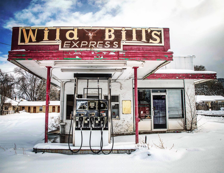 Wild Bill's Express // Parowan