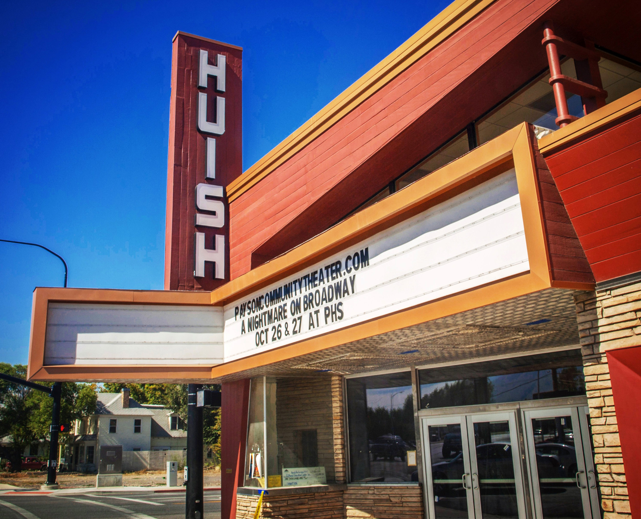 Huish Theatre // Payson