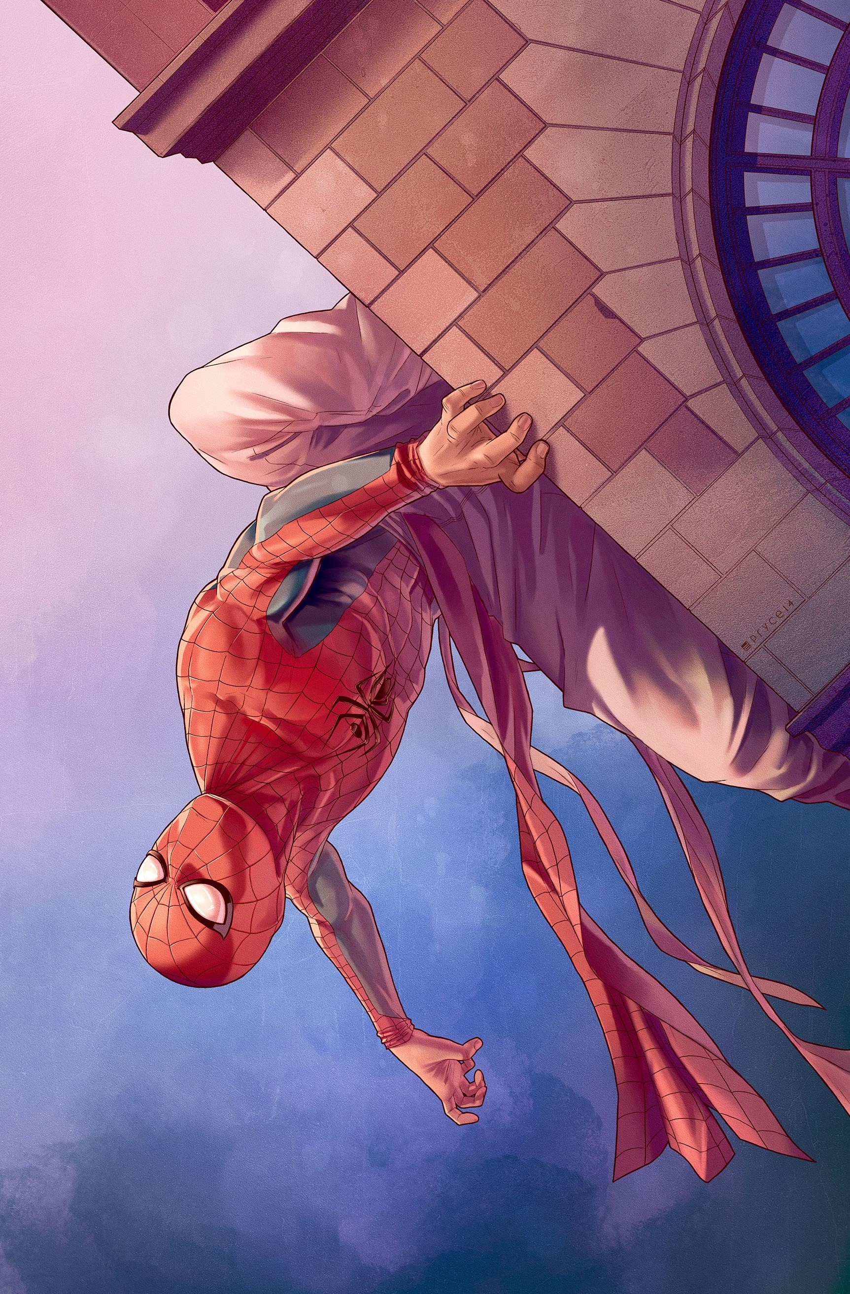 Secret Wars: Spider-Verse #5 Variant