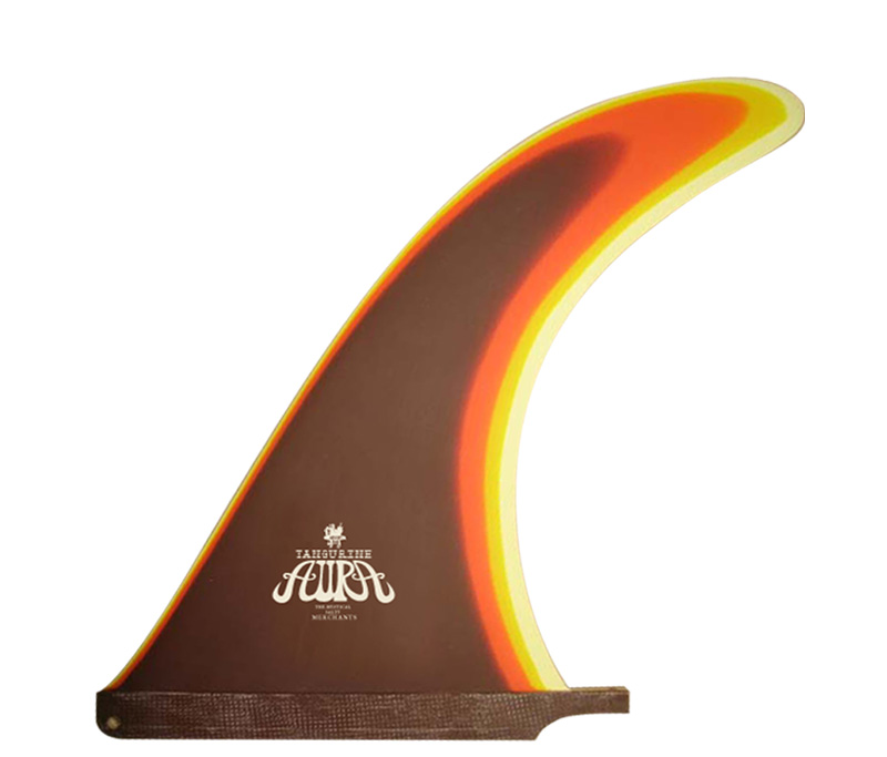 "A more dedicated log flex fin. With slightly more pivot than the 10.5"" MATTE BLACK."