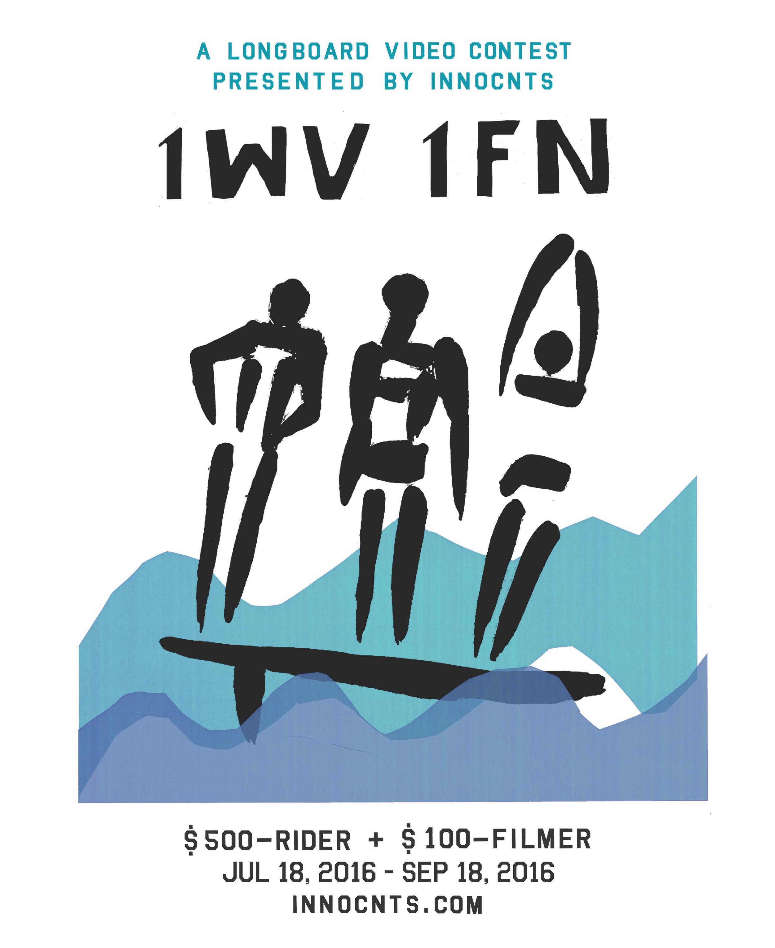innocnts log contest 1wv1fn poster