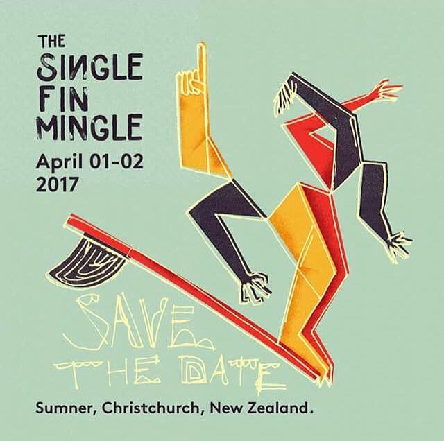Single fin mingle in NZ