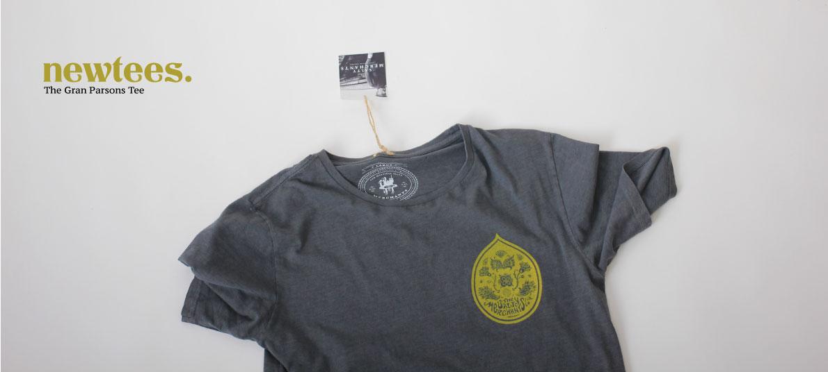 Salty Merchant Tee shirts