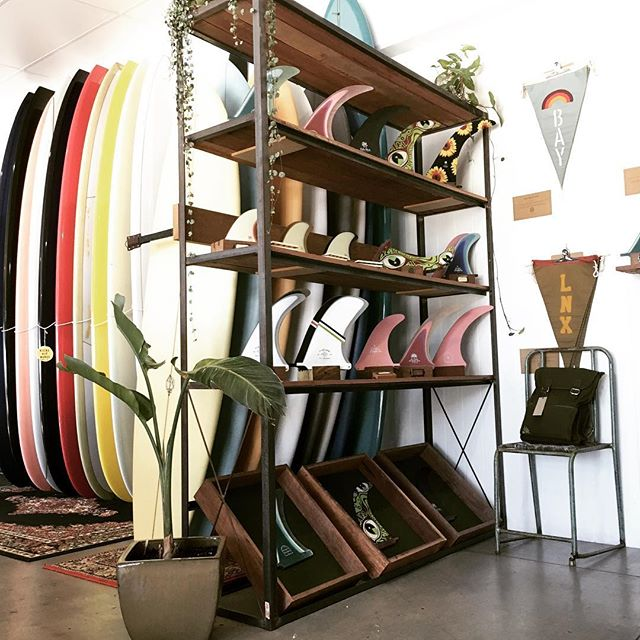 Lots of fins and boards in stock at the shop at the moment. 9/4 banksia drive, byron bay.. if you're that way!