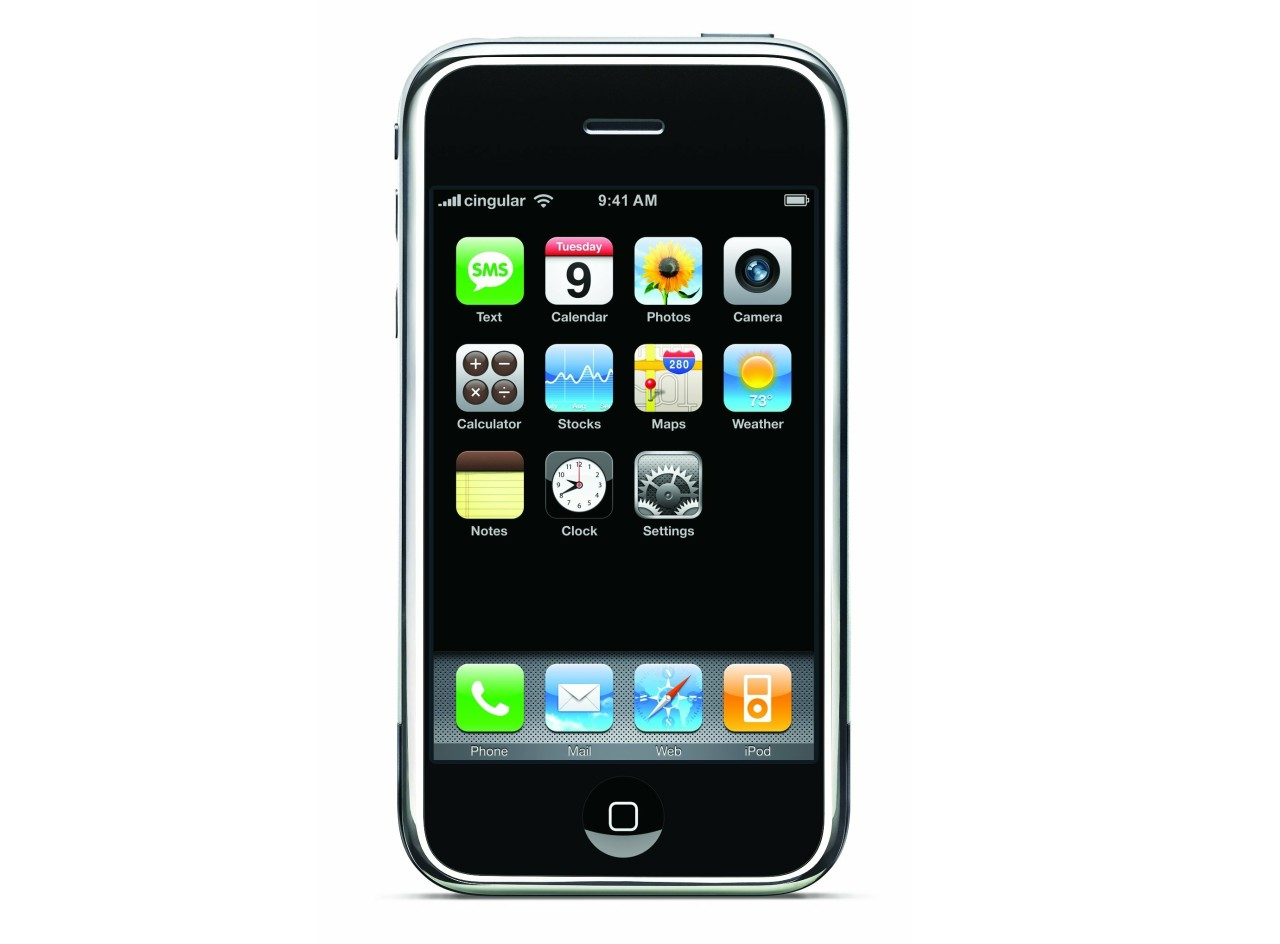 Original iPhone launched back on June 29, 2007