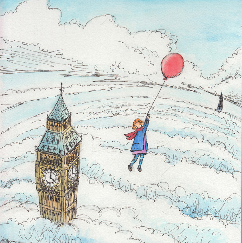 ©2014 Flight of the Red Balloon