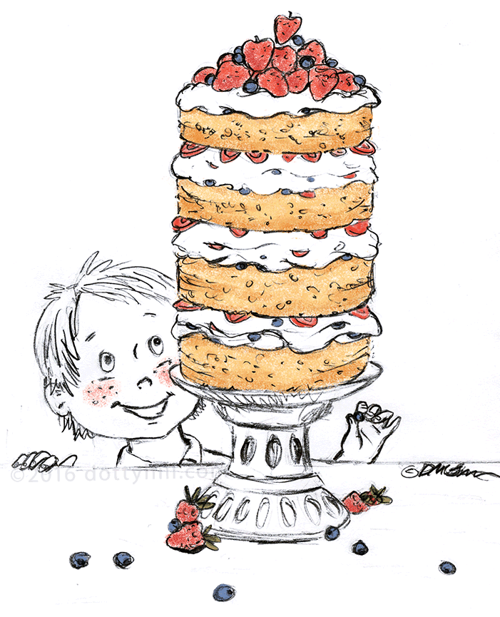 ©2016 Tower of Baked Goodness