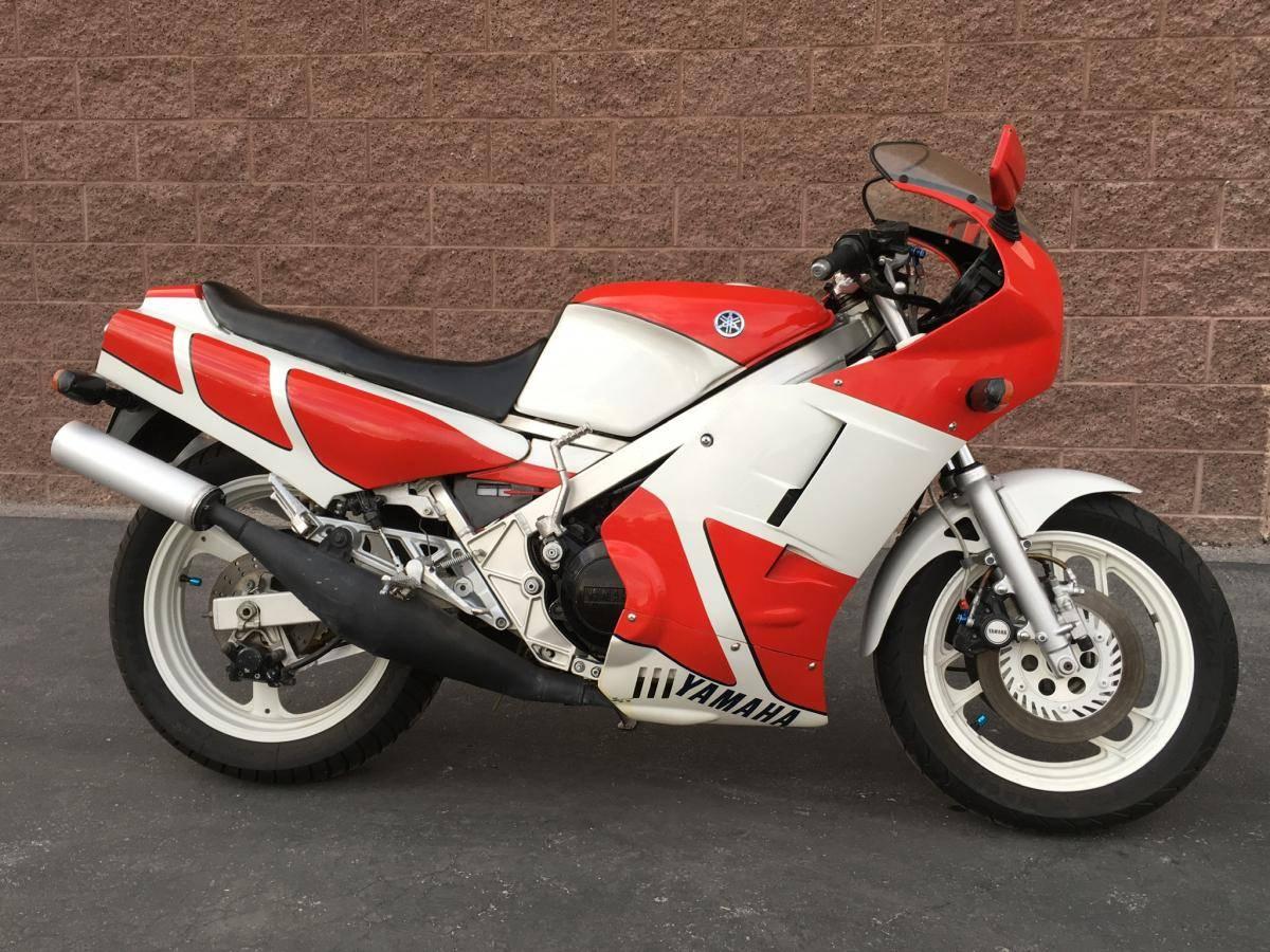 1984 Yamaha RZ500 - $17995 — Select Moto