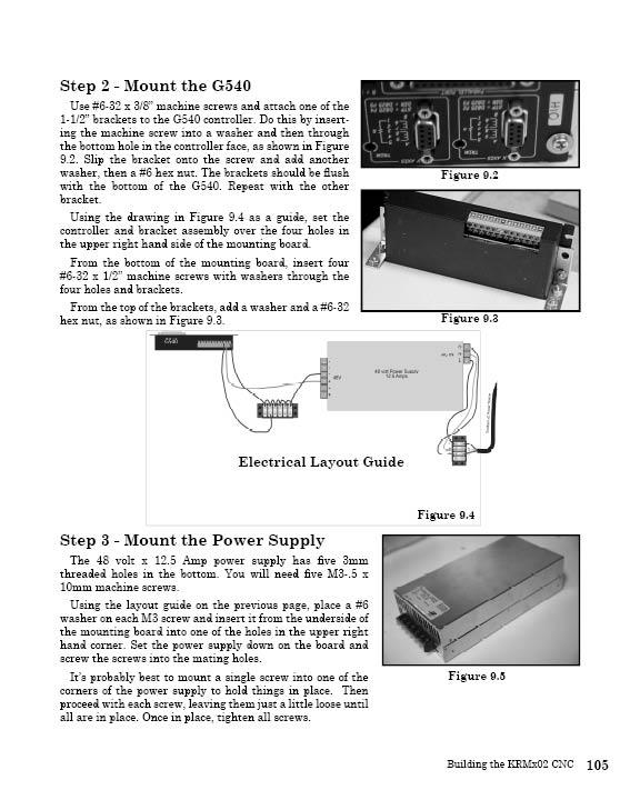 Electrical Hookup