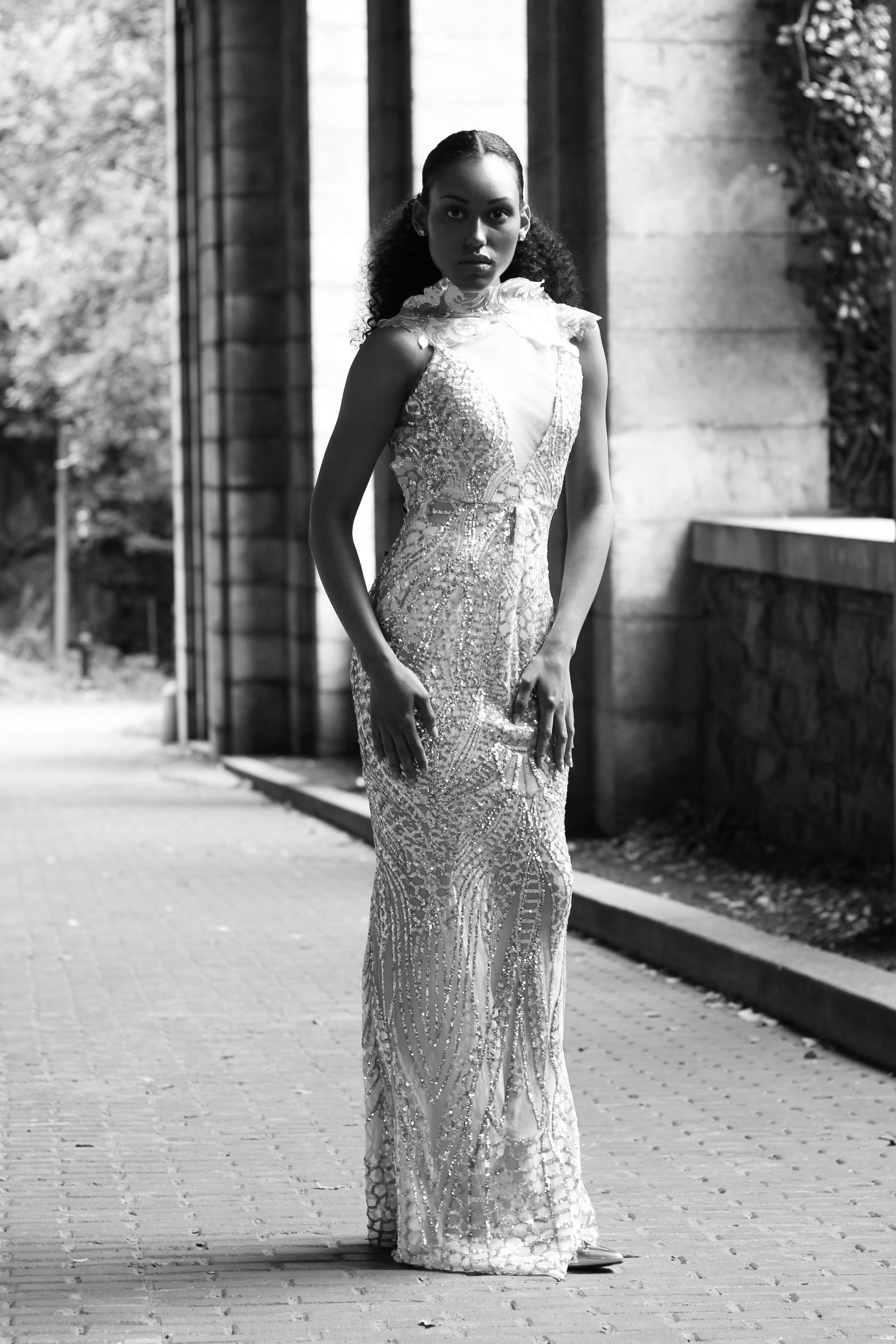 bw silver gown.jpg