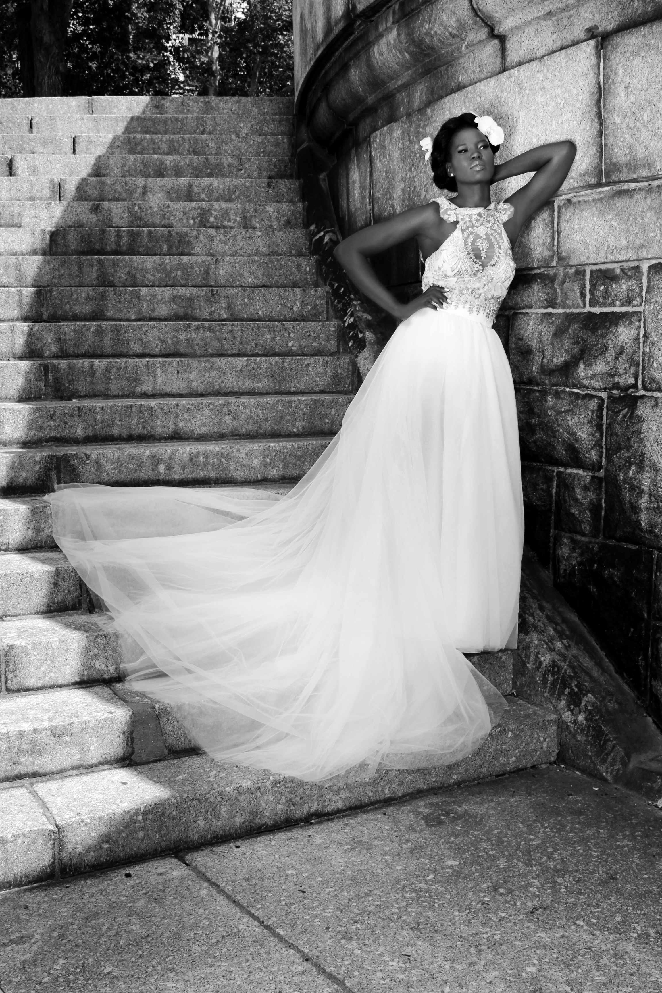 18_halter front gown w. cathedral train_bw.jpg