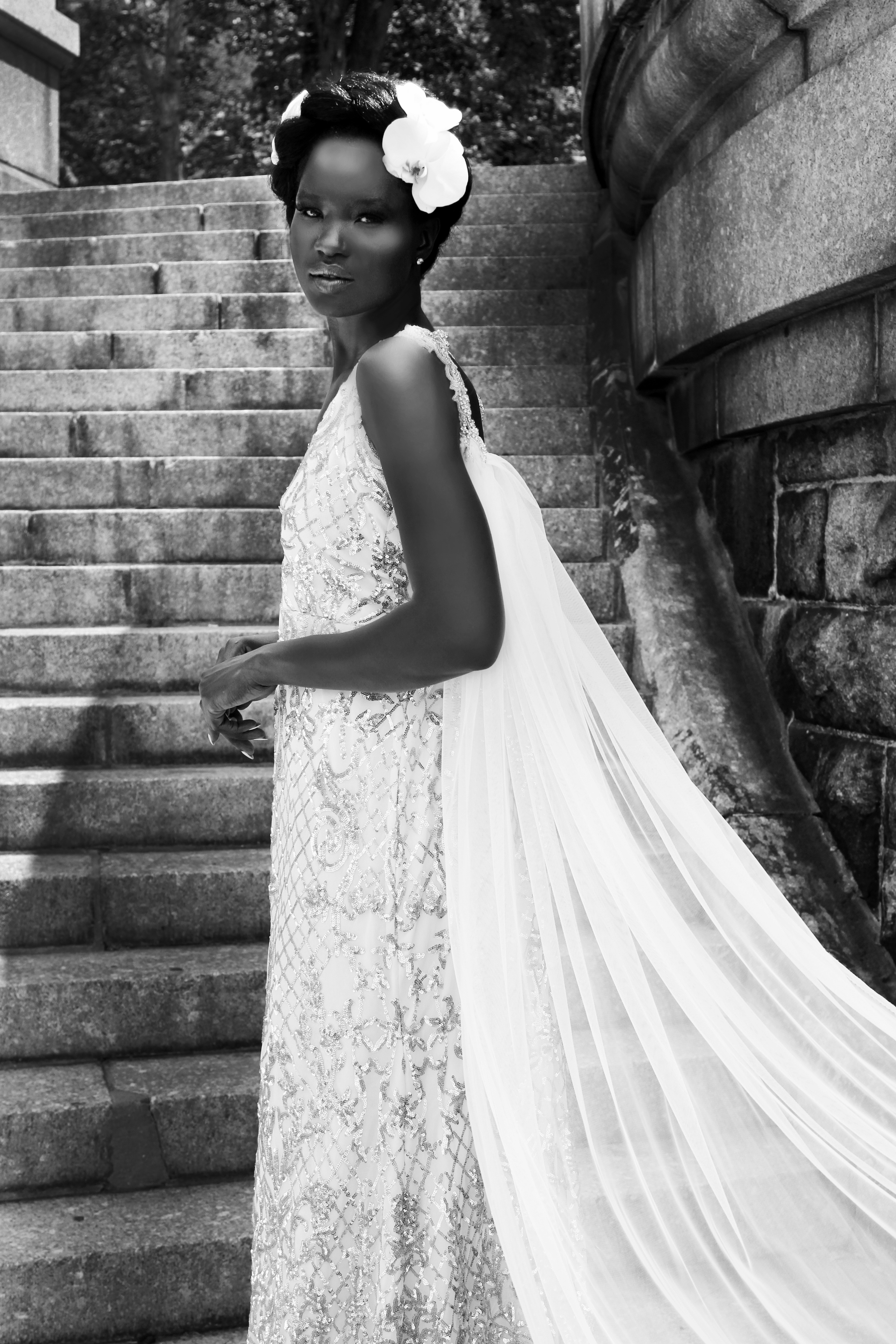 11_filigree cathedral train gown_bw.jpg