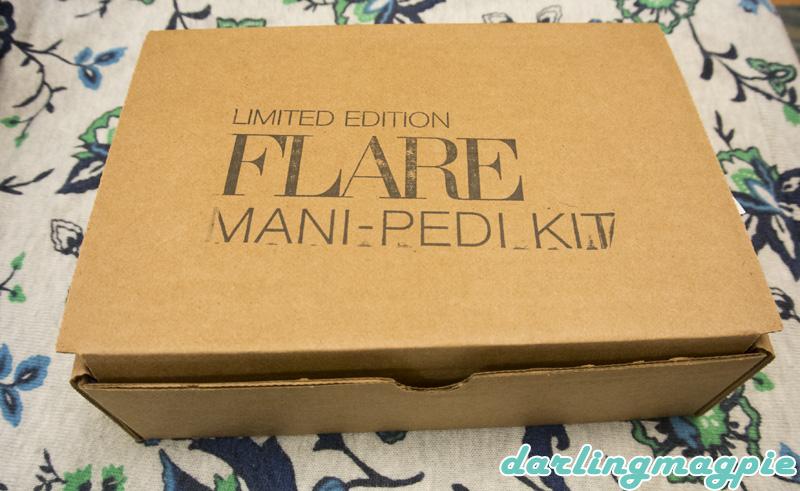 Limited Edition Flare Mani-Pedi Kit