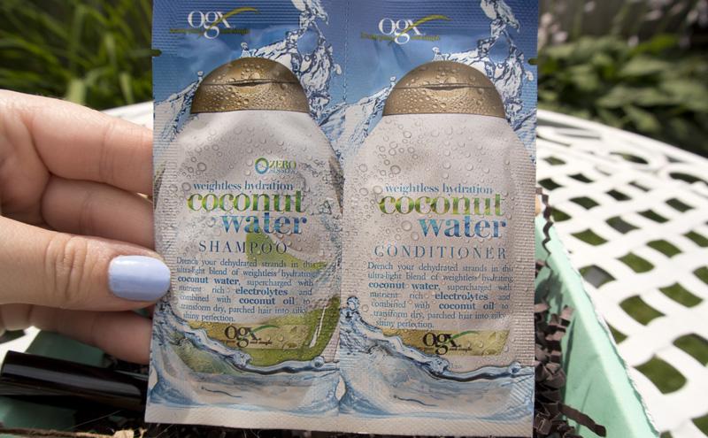 Organix Coconut Water Shampoo & Conditioner