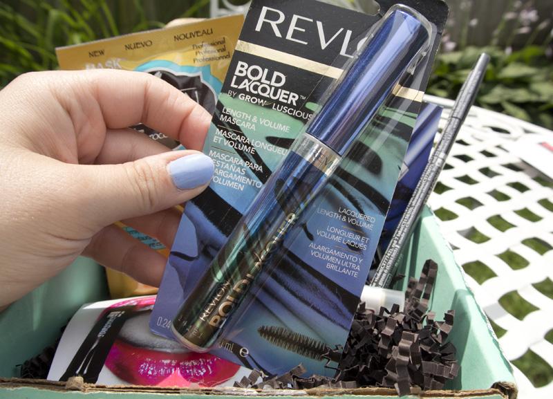 Revlon Bold Lacquer Mascara