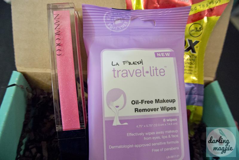 La Fresh Travel Lite, Nanacoco, Novex