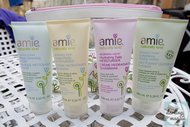 Amie Naturally King Skincare Review