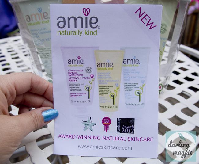 Amie Naturally Kind Skincare
