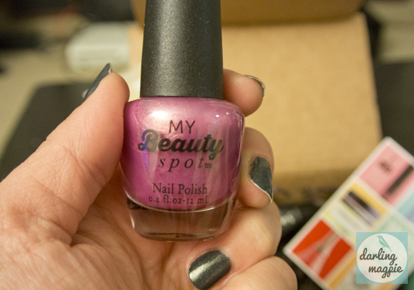 My Beauty Spot - Discount nail polish