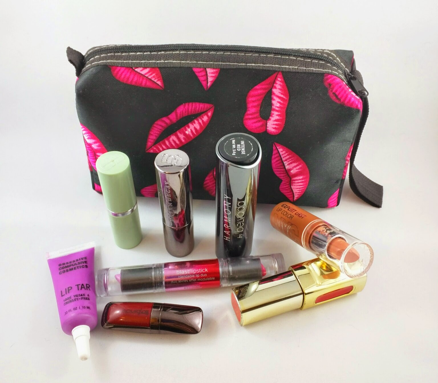 April Lipstick Challenge - Random bag!