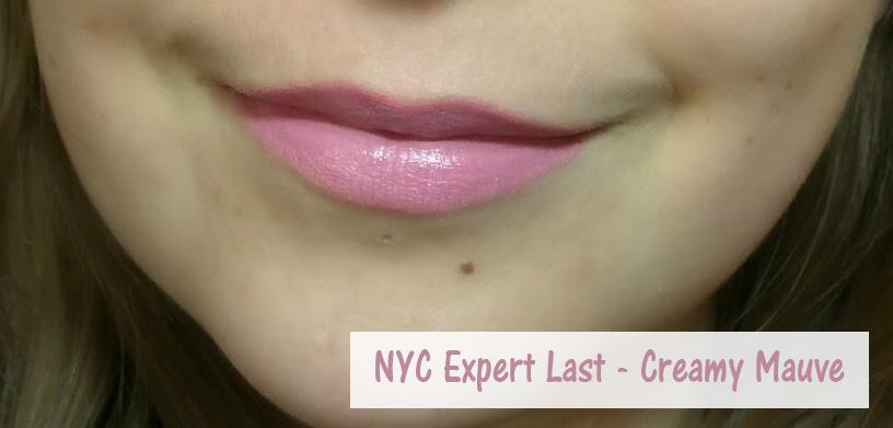 NYC Expert Last Creamy Mauve