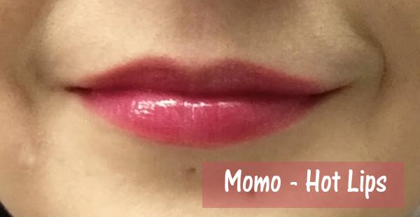Momo Glosswear Hot Lips