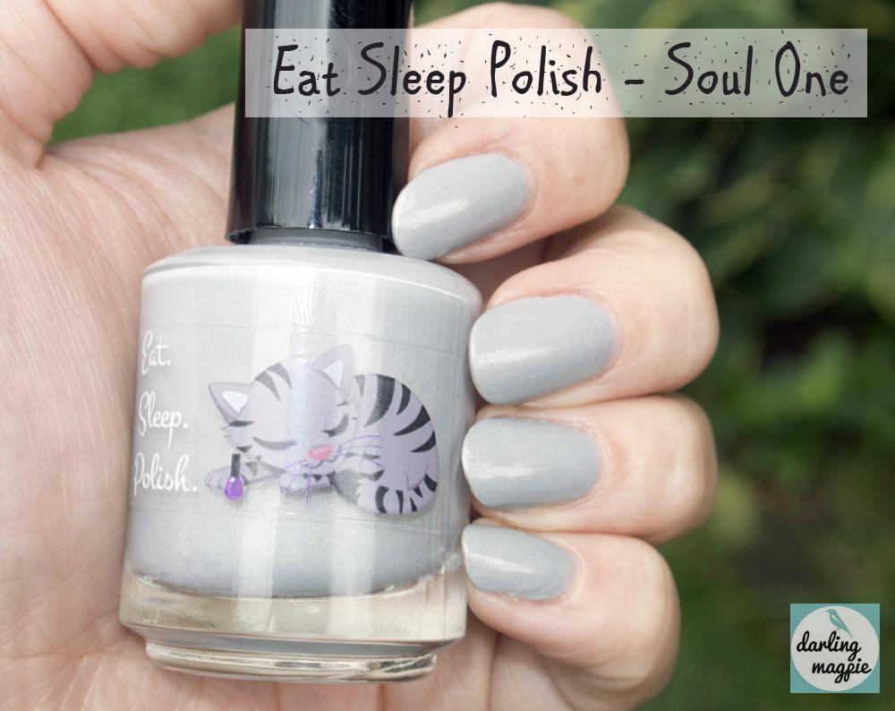 Eat Sleep Polish - Soul One