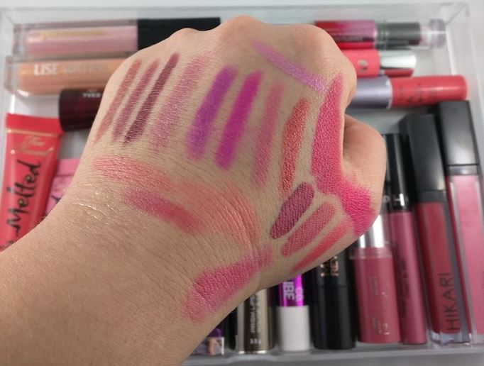 Swatches galore!