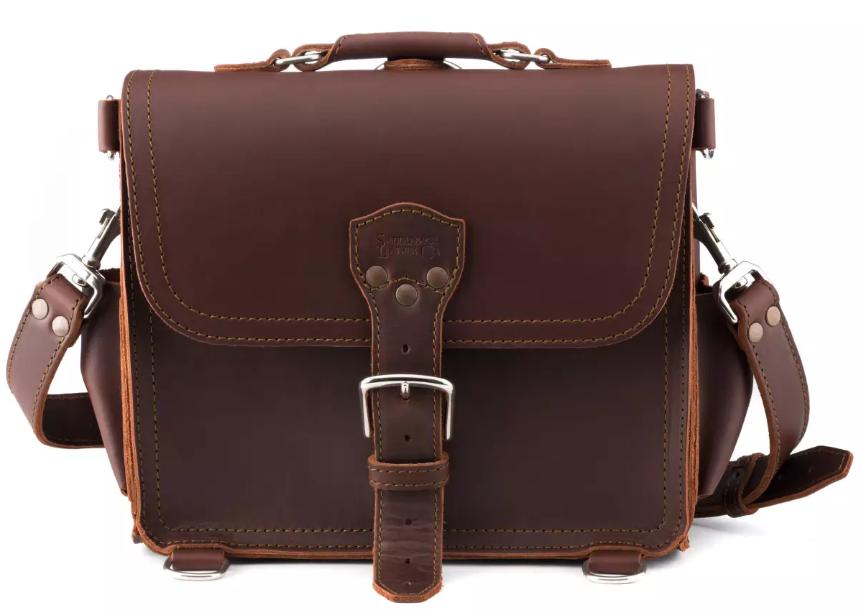 Saddleback Leather Co Leather Satchel