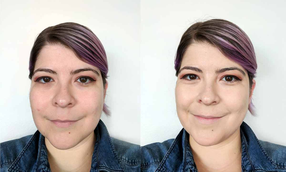 IT Cosmetics Before & After!