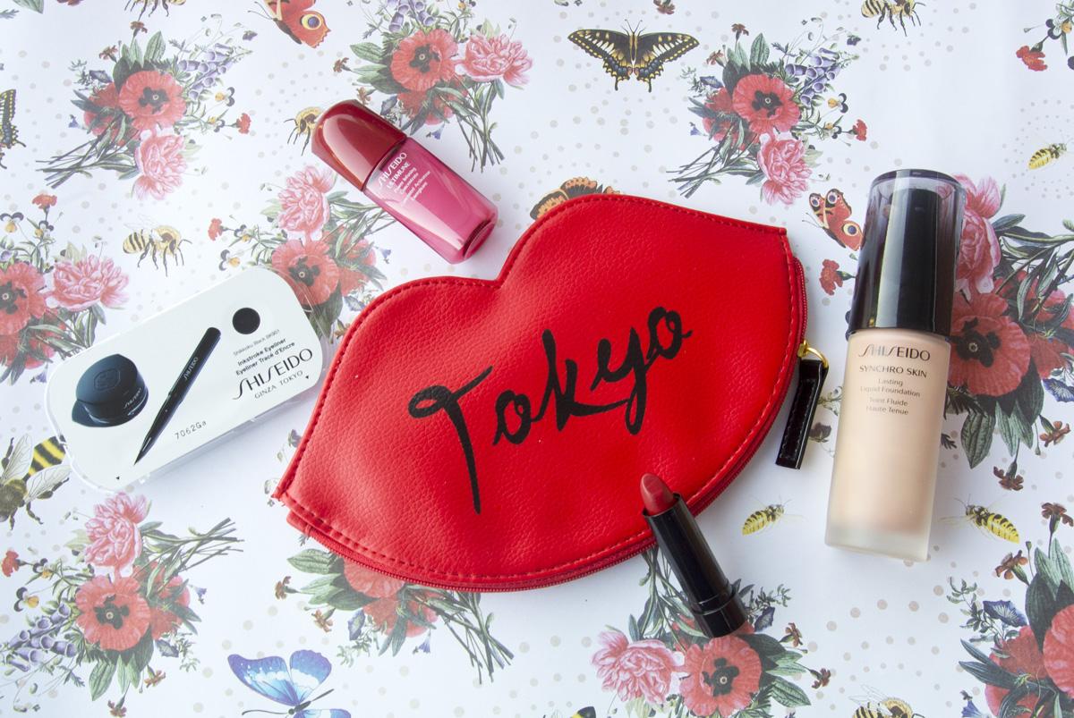 Shiseido Synchro Skin Foundation I received from Influenster