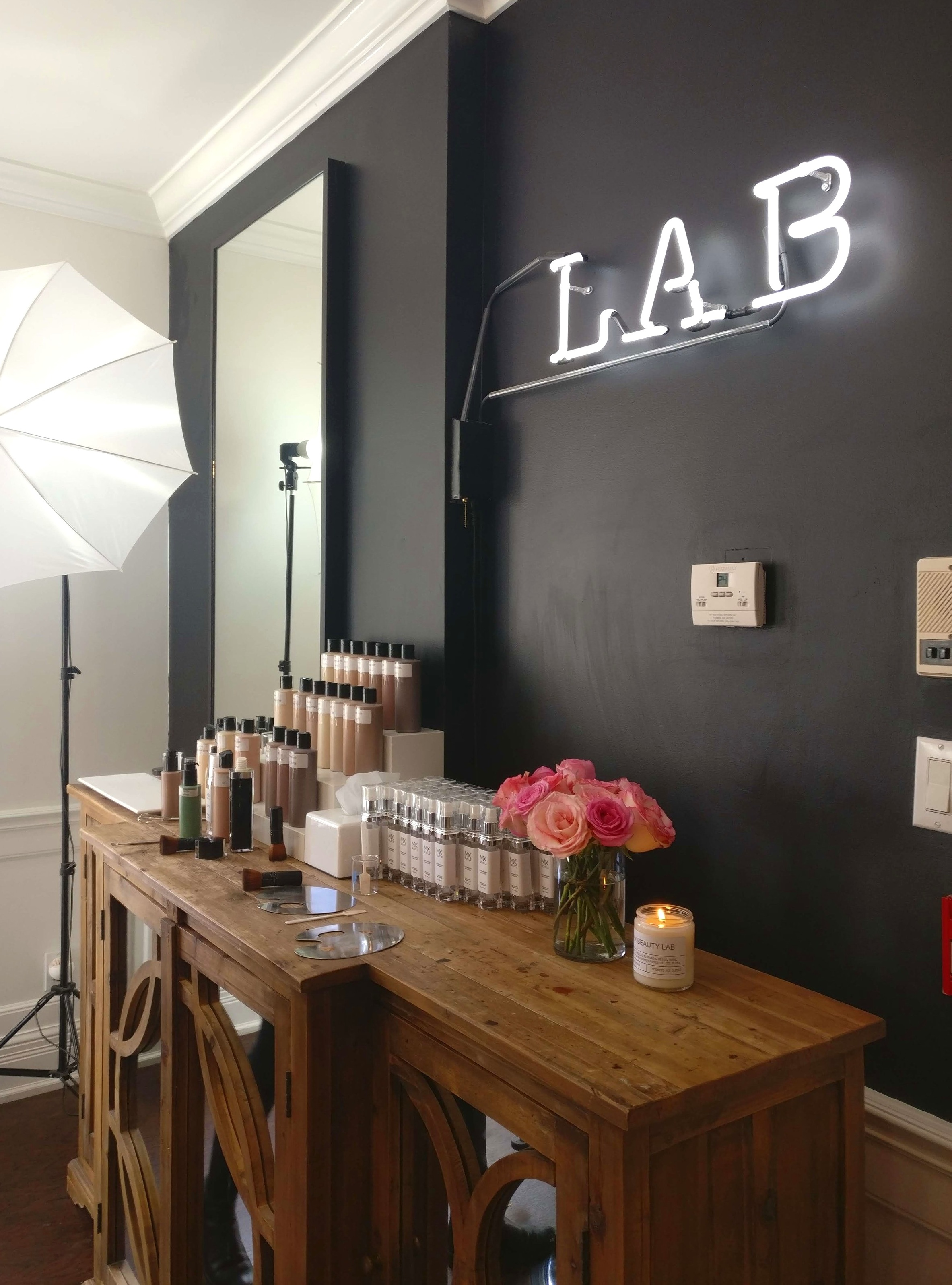 Welcome to the foundation lab.