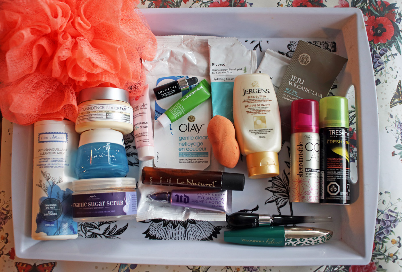 All my November & December empties