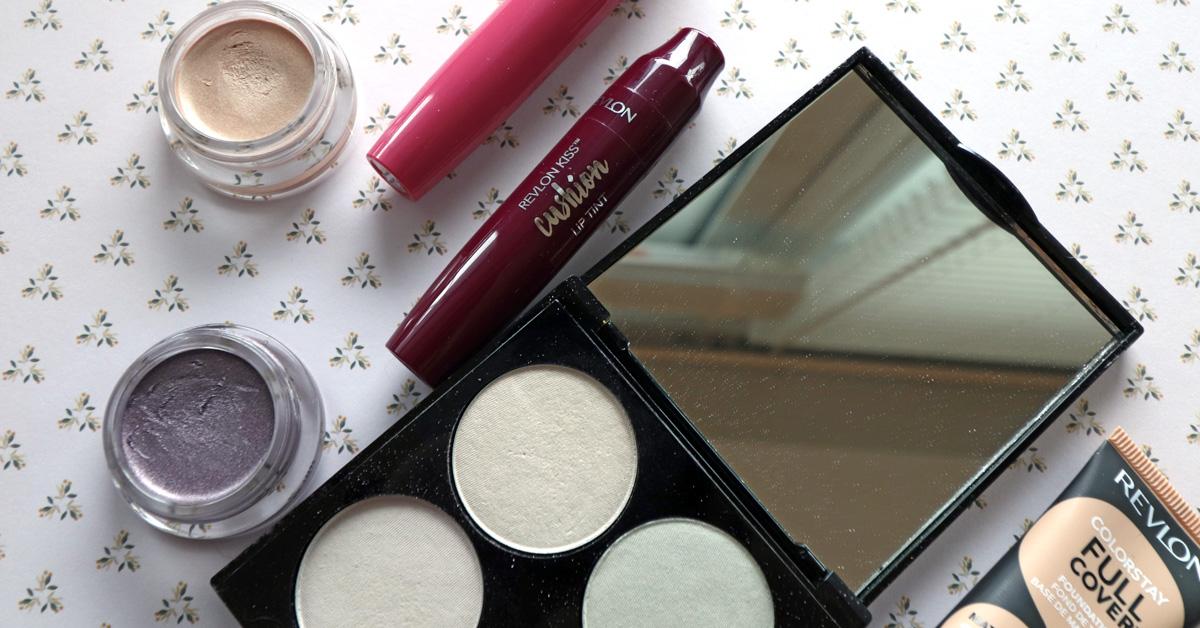 Revlon Mythical Light Makeup Look