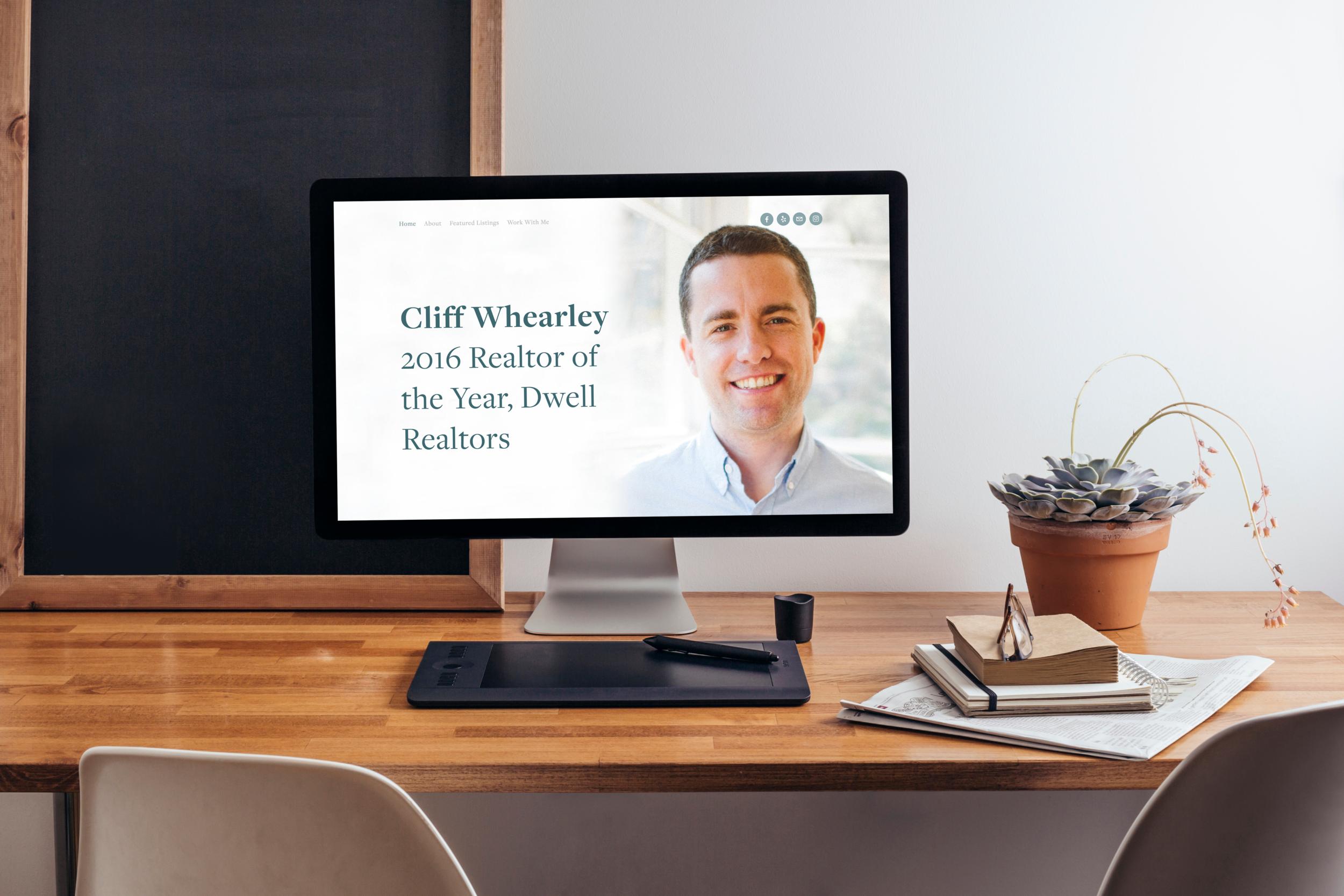 cliffwhearleywebsite