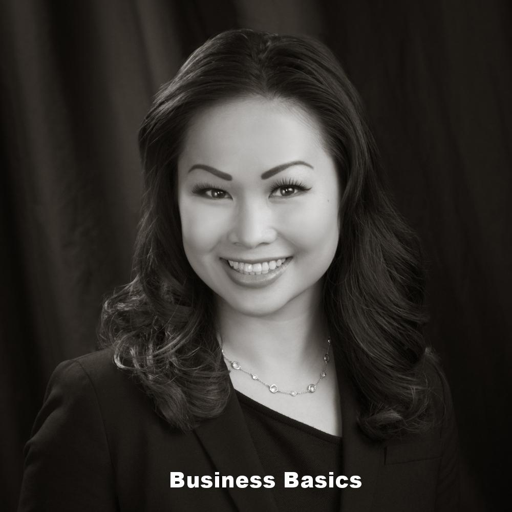 """Headshots - """"BUSINESS BASICS"""""""