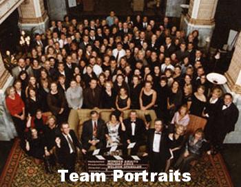 "Starbucks - Northwest Interior Region/Holiday Roadshow - ""Team Portraits"""