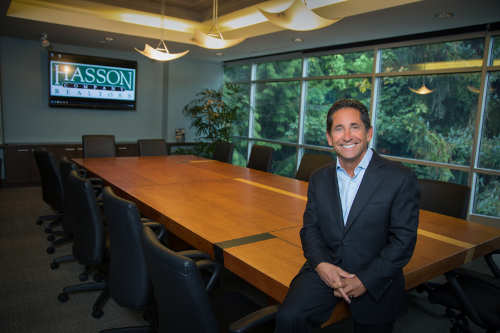 "Mike Hasson, Owner - Hasson Realtors - ""Headshots Editorial"""