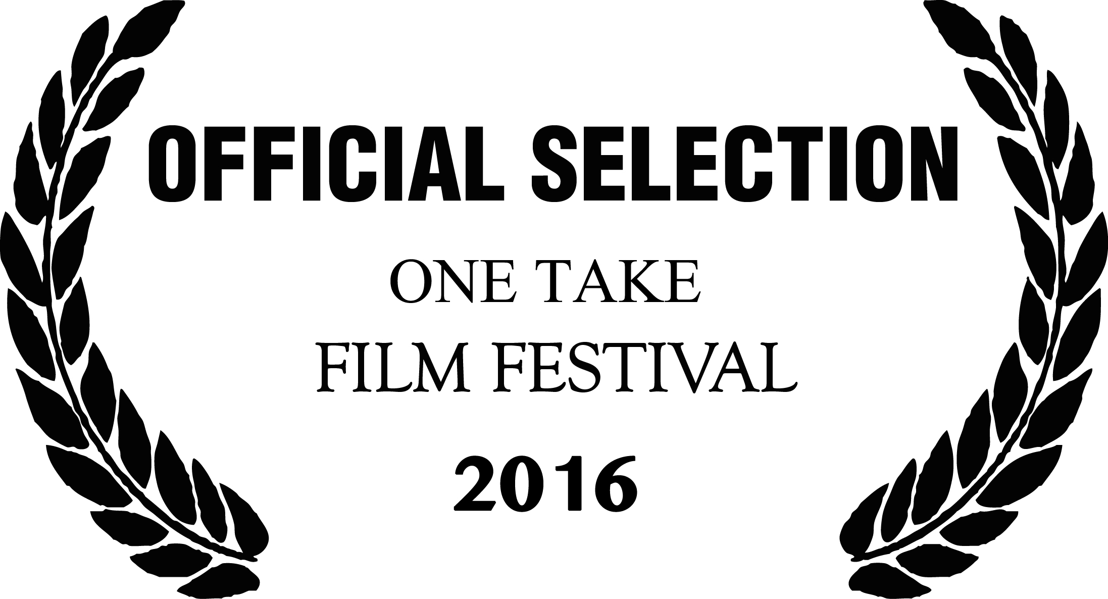 OFFICIAL SELECTION TO ONE TAKE FILM FESTIVAL IN CROATIA