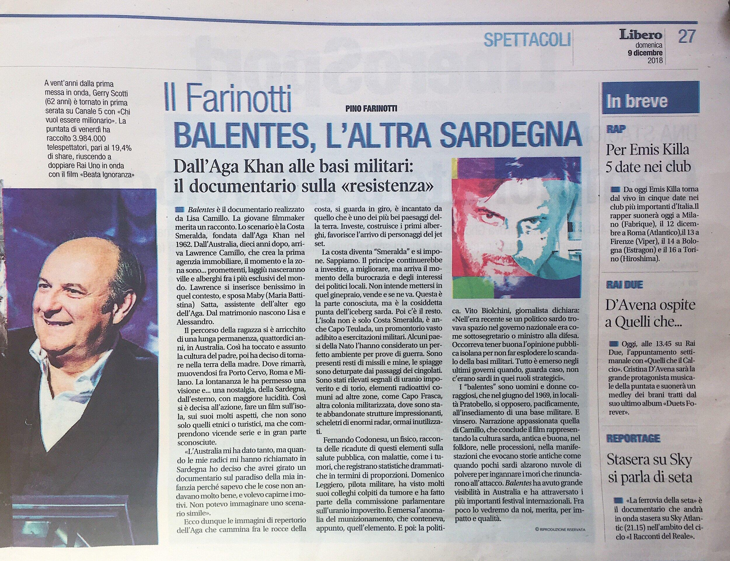 Newsarticle Libero by Farinotti.JPG