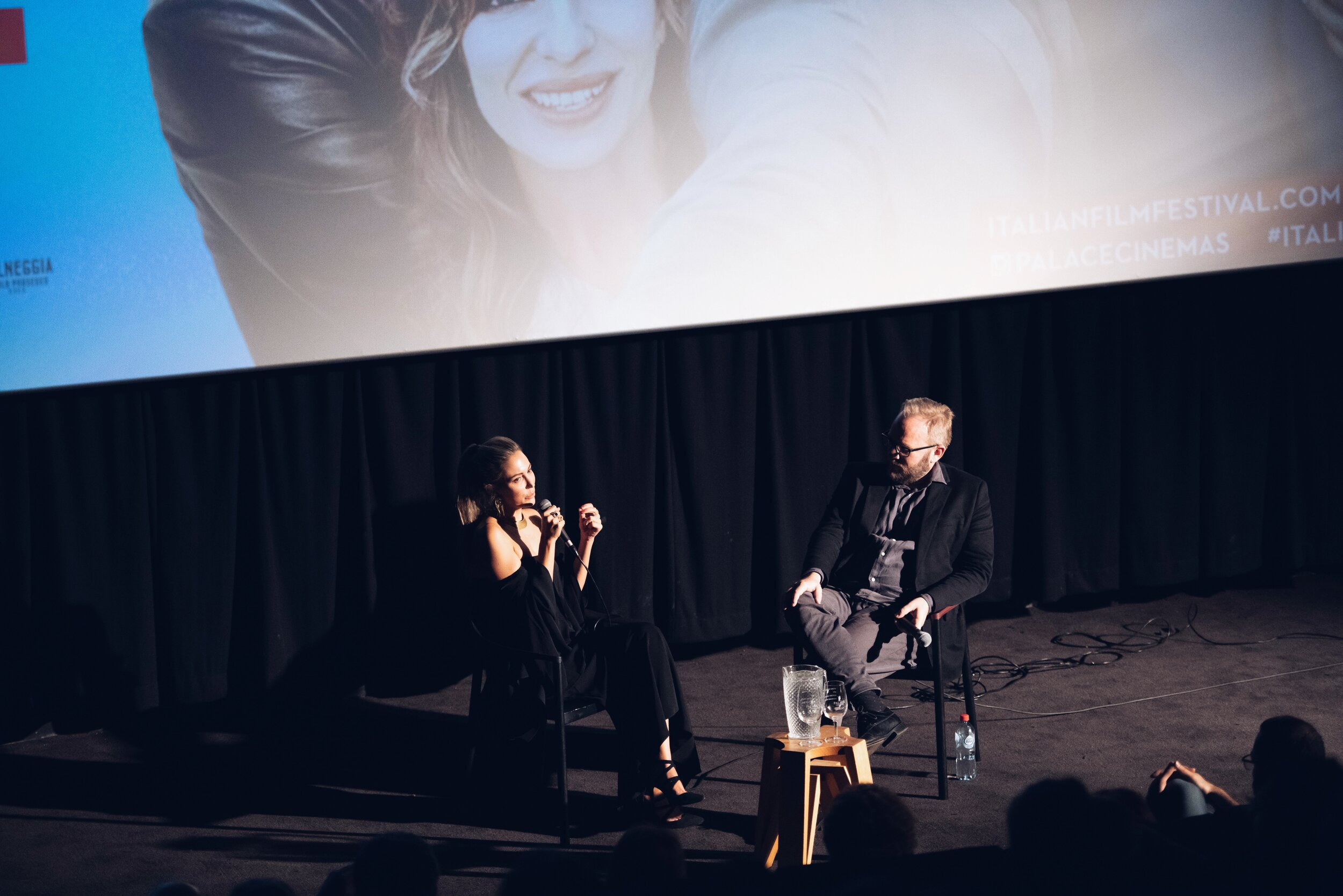 Q&A at the Premier of Balentes in Australia with Palace Cinemas