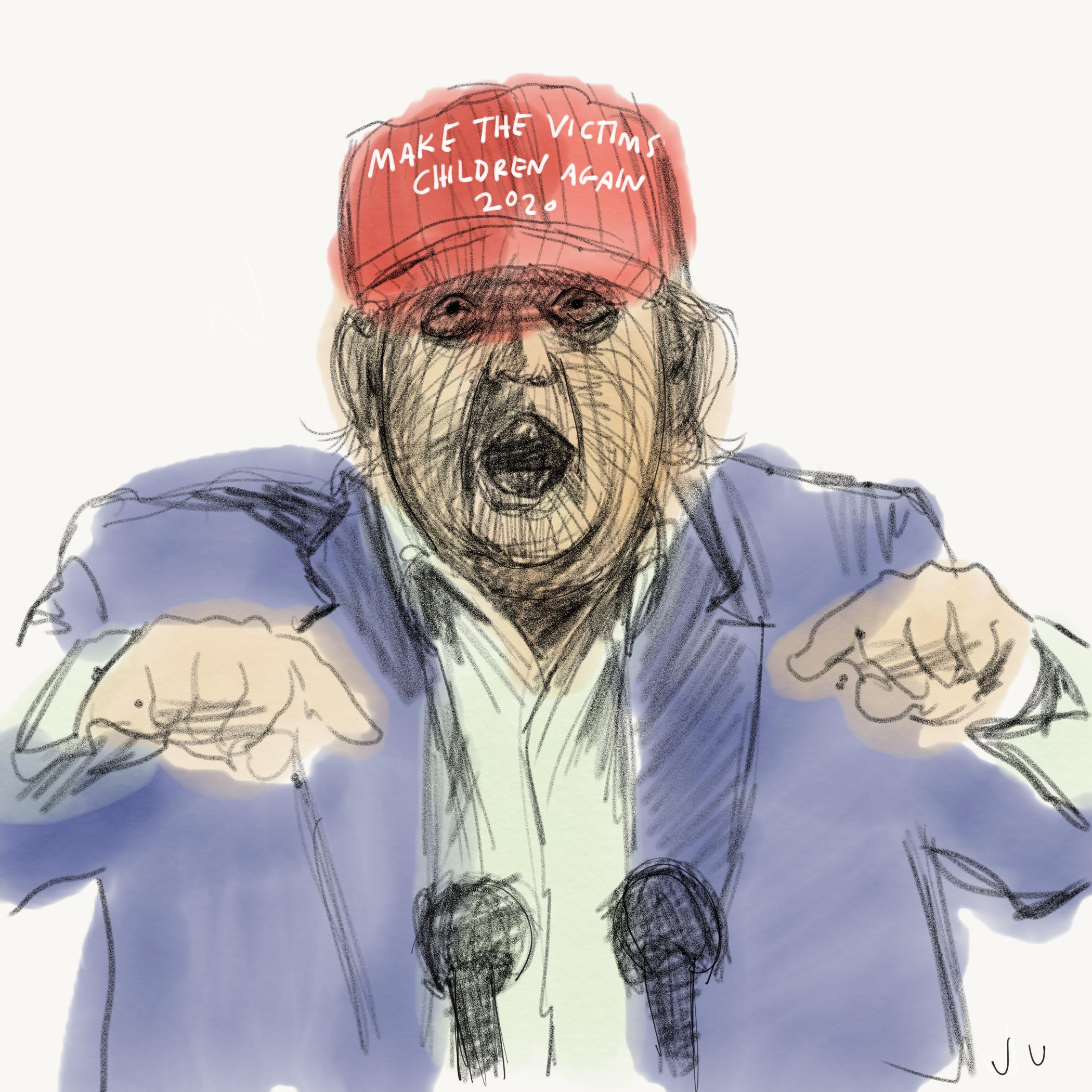 Campaign Variations: 2020,   June 21, 2018