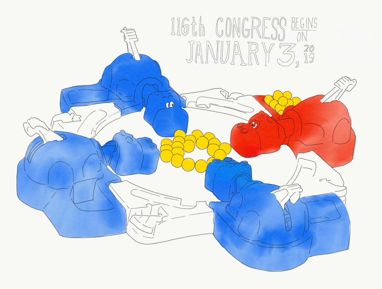 116th,   2019. Illustration.