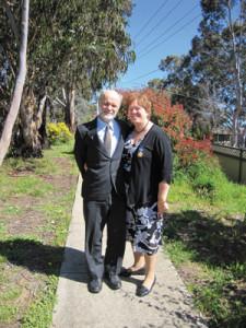 Dr. Anthony Jorm & Betty Kitchener