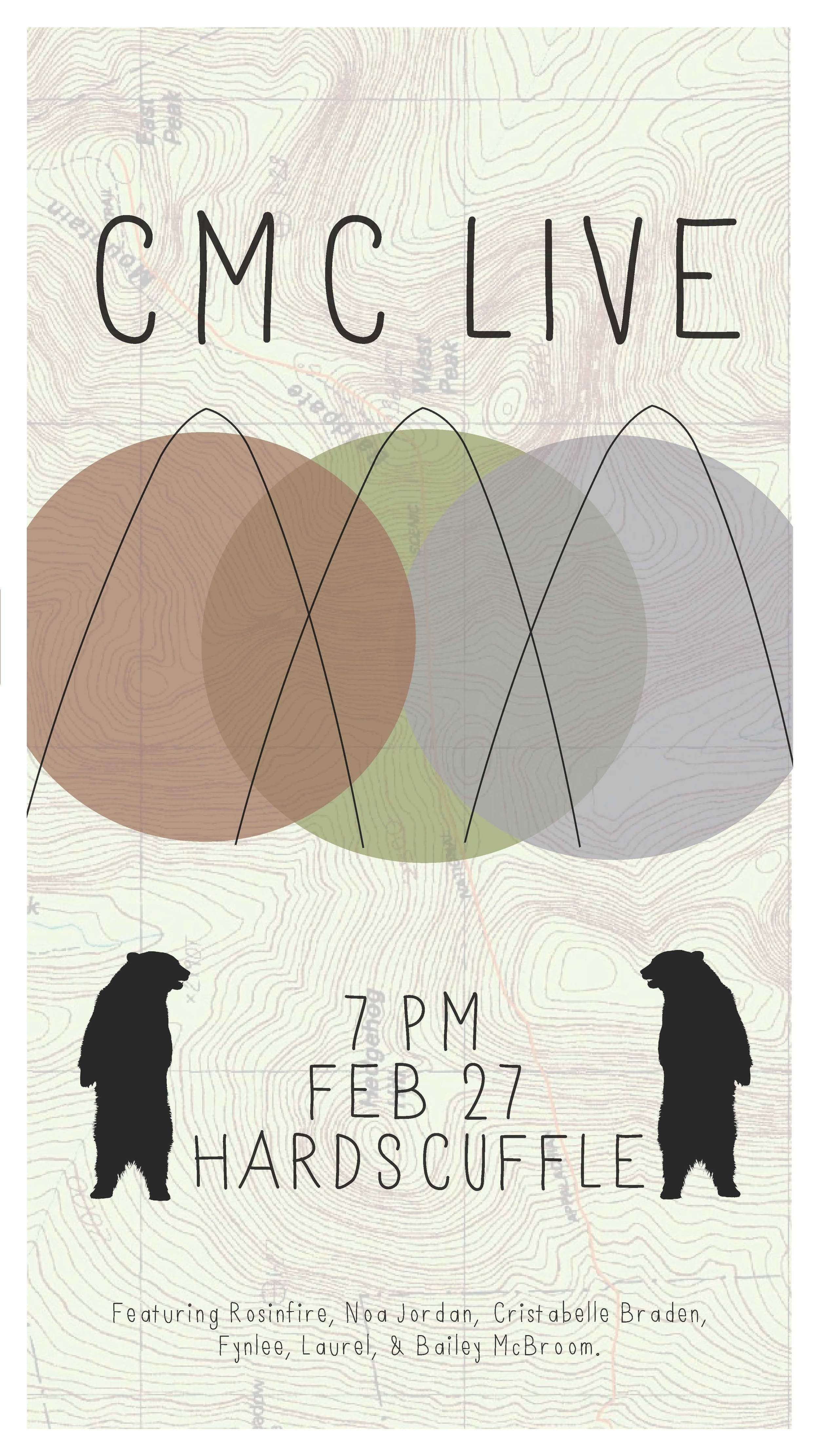 Poster 11 - CMC Live 6