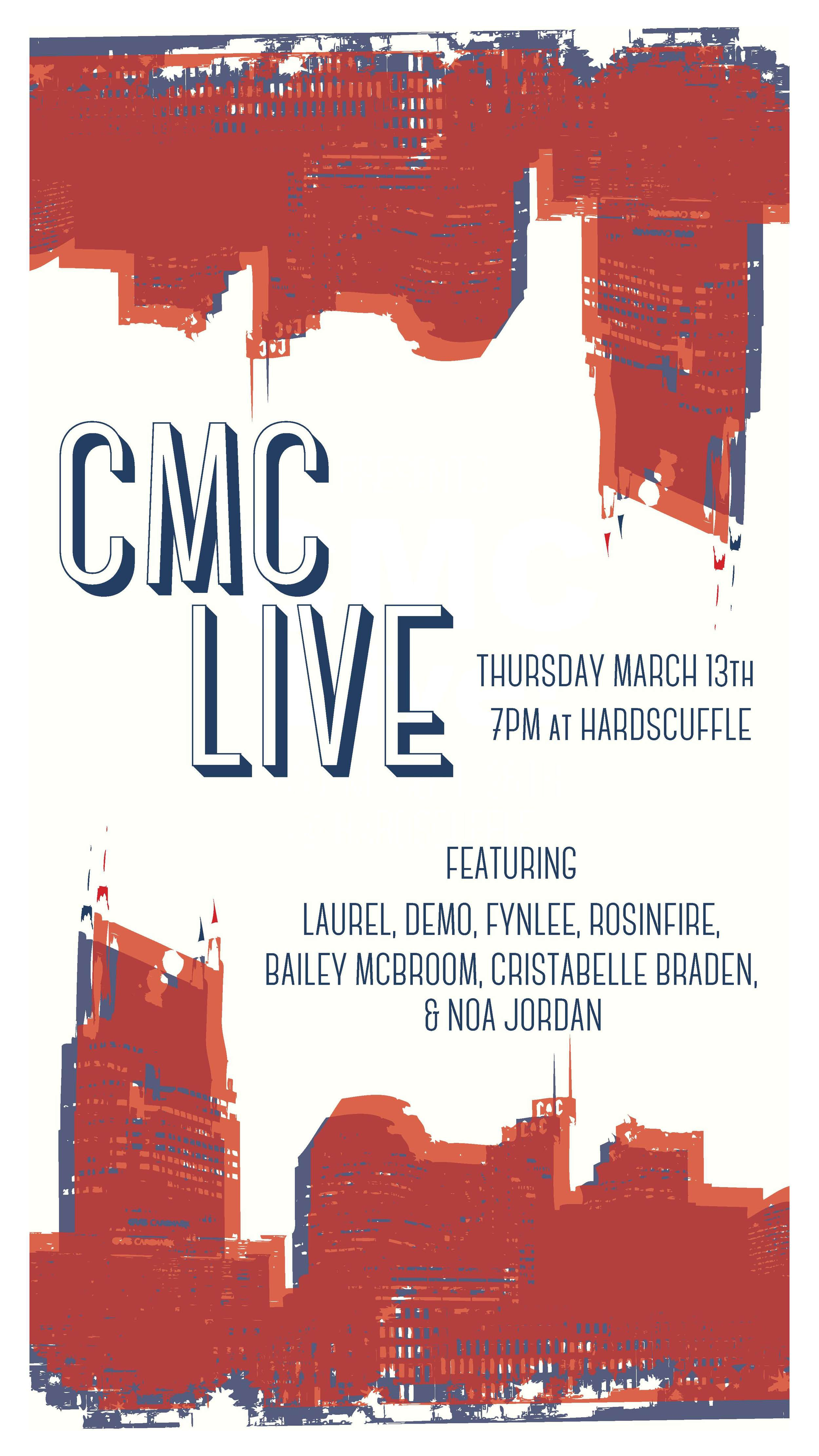 Poster 12 - CMC Live 7