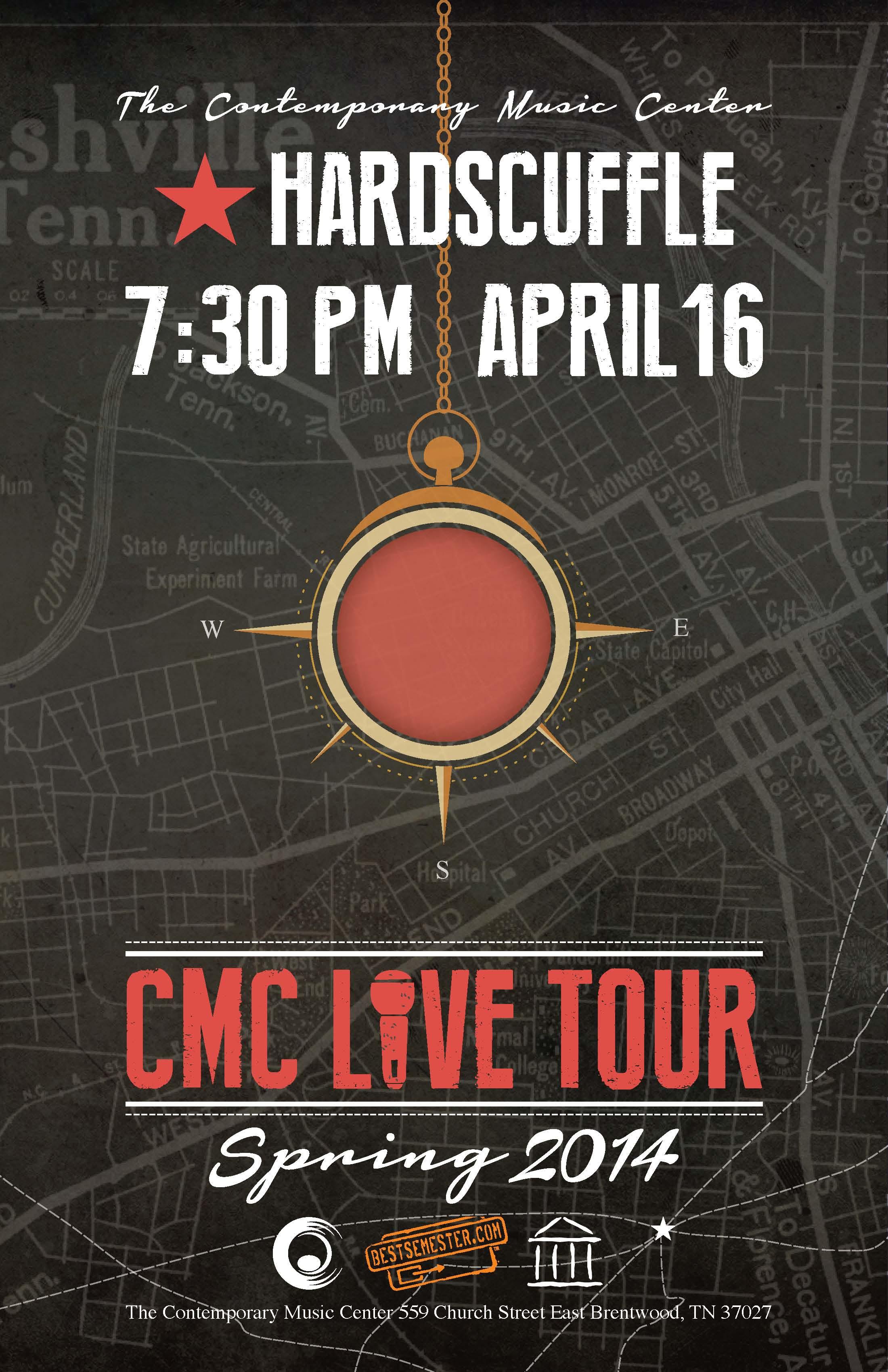 Poster 13 - CMC Live Tour 1