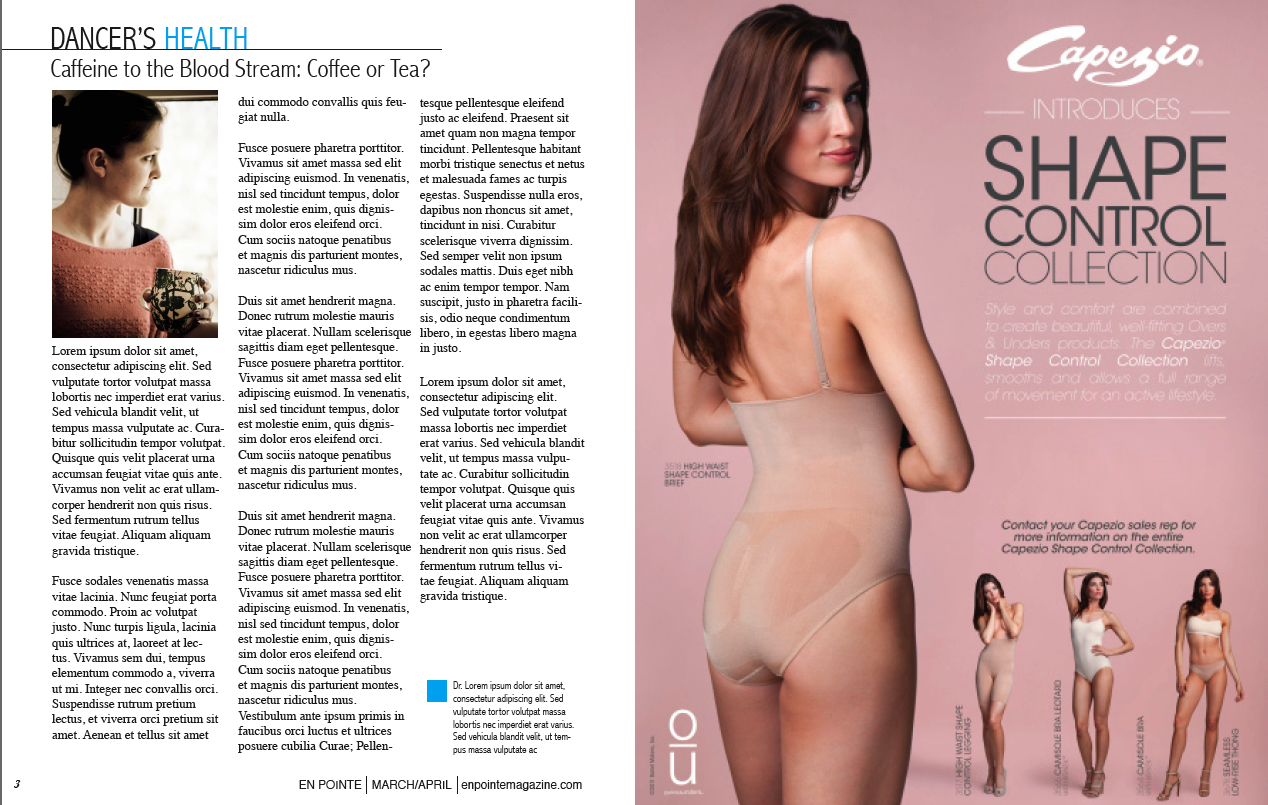 Graphic Design 2 Magazine Project